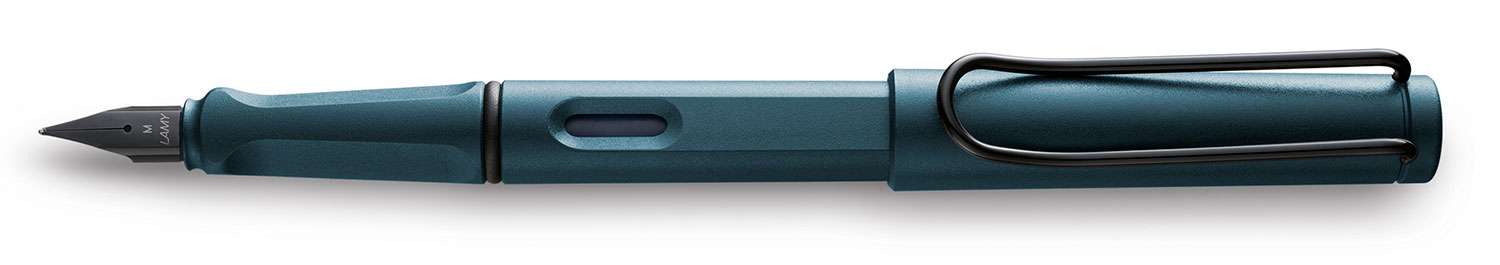 Lamy Safari Petrol Fountain Pen Special Edition