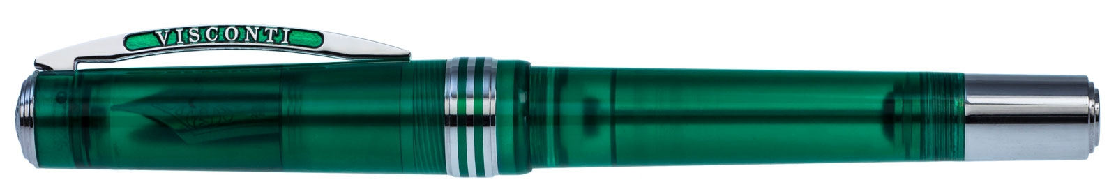 Visconti Manhattan Teal Northern Lights Limited Edition Fountain Pen