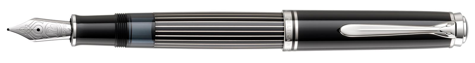 Pelikan Souverän M815 Metal Striped Special Edition