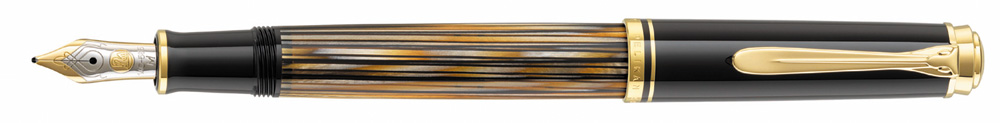 Pelikan Souveran 400 Tortoiseshell Brown Fountain Pen
