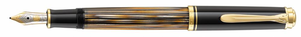 Pelikan Souveran 400 Tortoiseshell Brown Fountain Pen