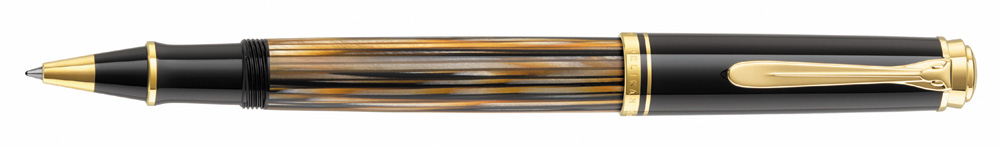 Pelikan Souveran 400 Tortoiseshell Brown Roller