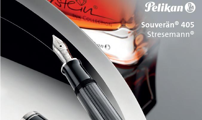 Pelikan Stresemann 405