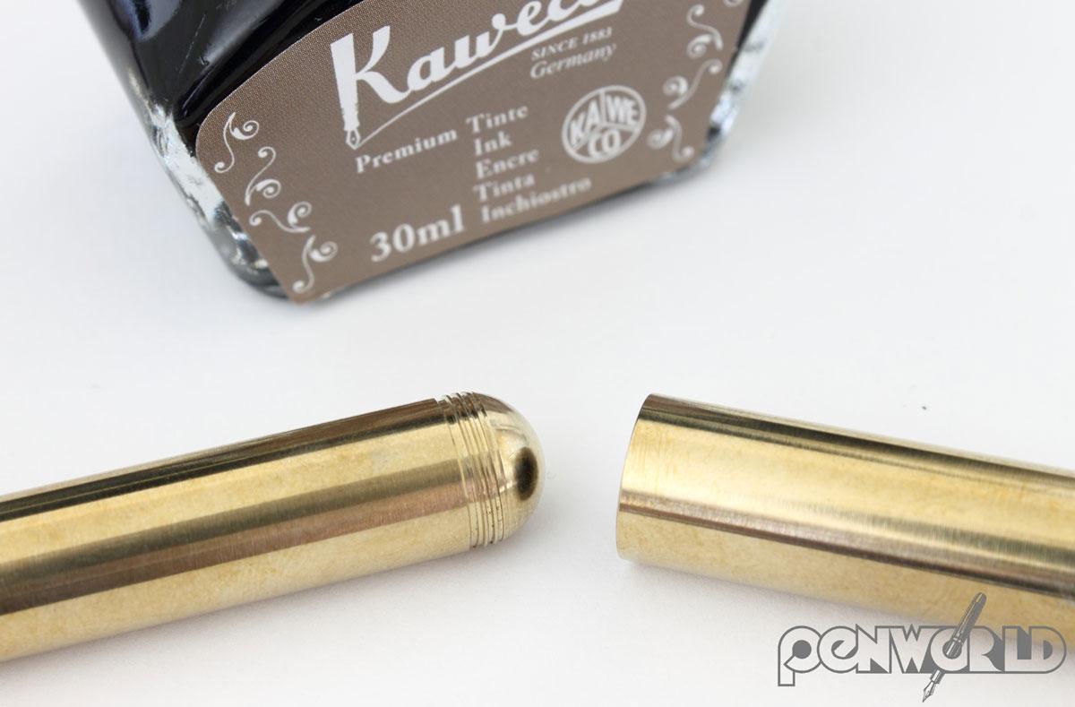 Kaweco Supra Brass Back