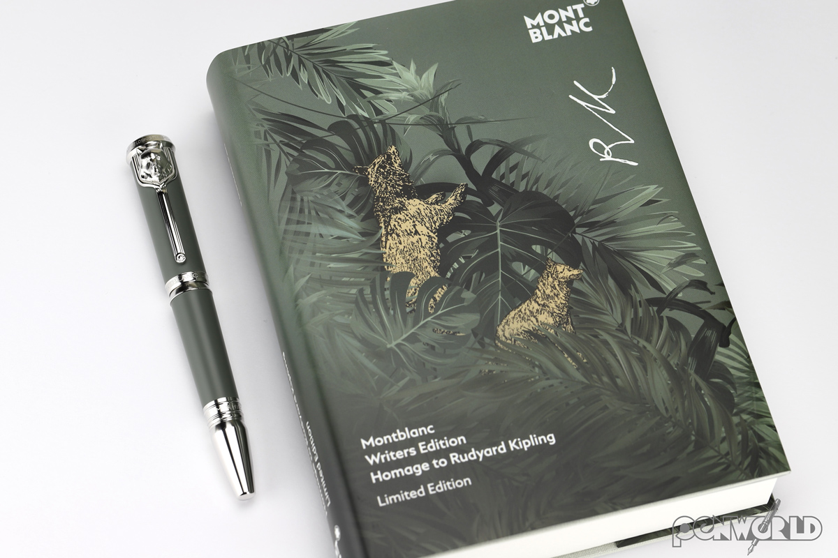 Montblanc Writers Edition Rudyard Kipling Review