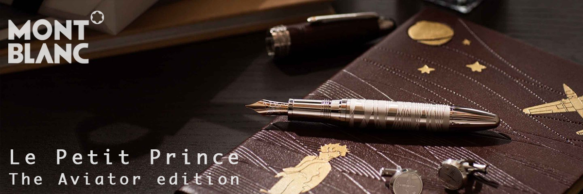 Montblanc Le Petit Prince & The Aviator