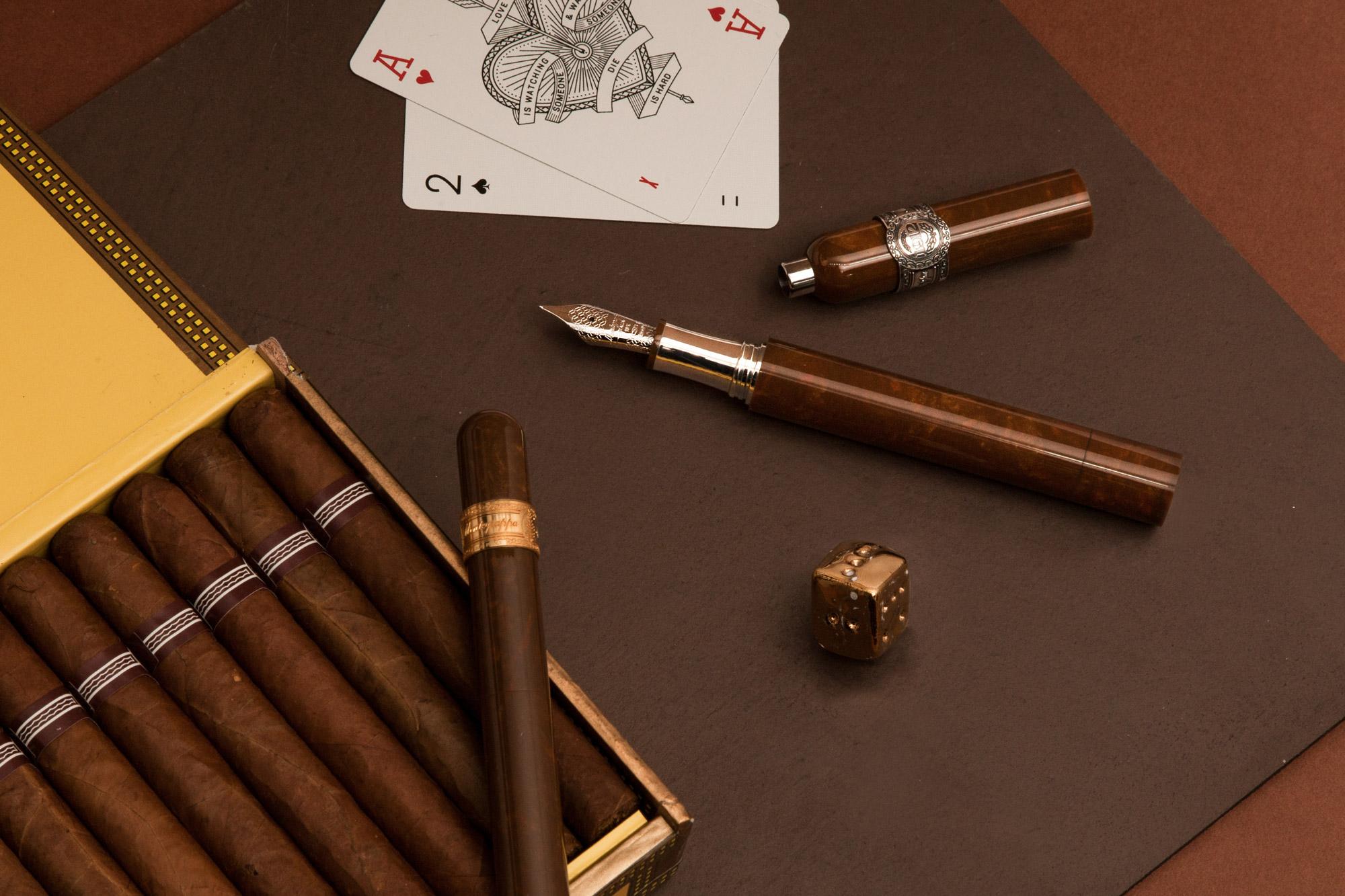 Montegrappa Cigar Pen 2017