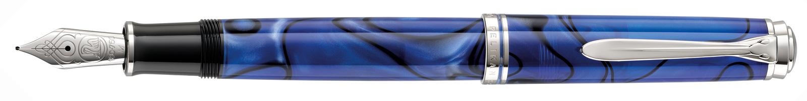 Pelikan Souverän Blue Dunes Special Edition