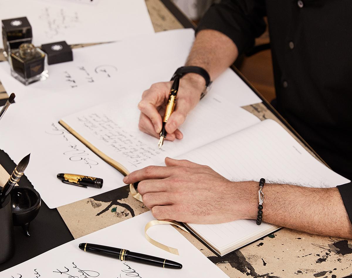 Montblanc Meisterstück Calligraphy Collection