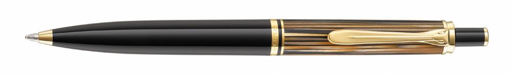Pelikan Souveran 400 Tortoiseshell Brown Ballpoint Pen
