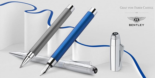 Bentley and Graf von Faber-Castell