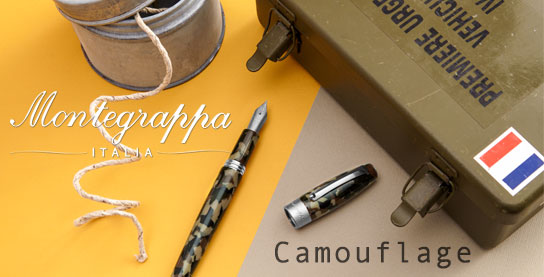 Montegrappa Camouflage