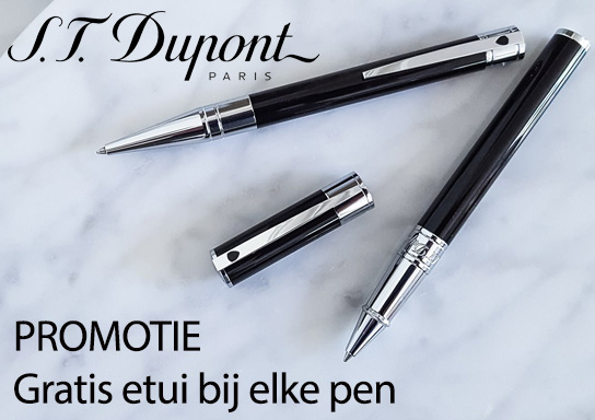 S.T. Dupont D-Initial Promo