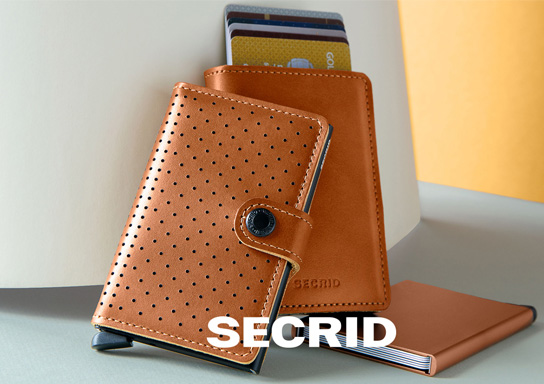 Secrid Wallet Spring Collection 2019