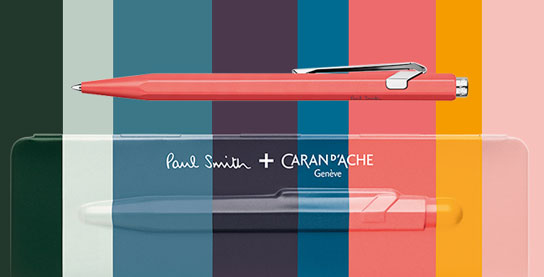 Caran d'Ache Paul Smith 2016 Edition II Ballpoint 849